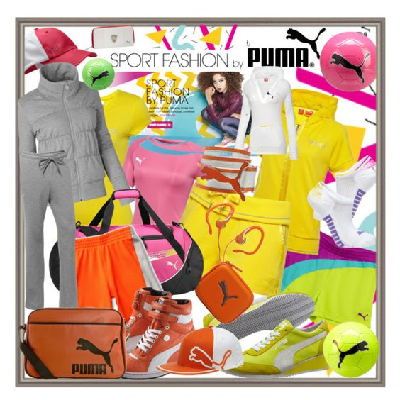 Give your Look a Lift with Sport Fashion by PUMA