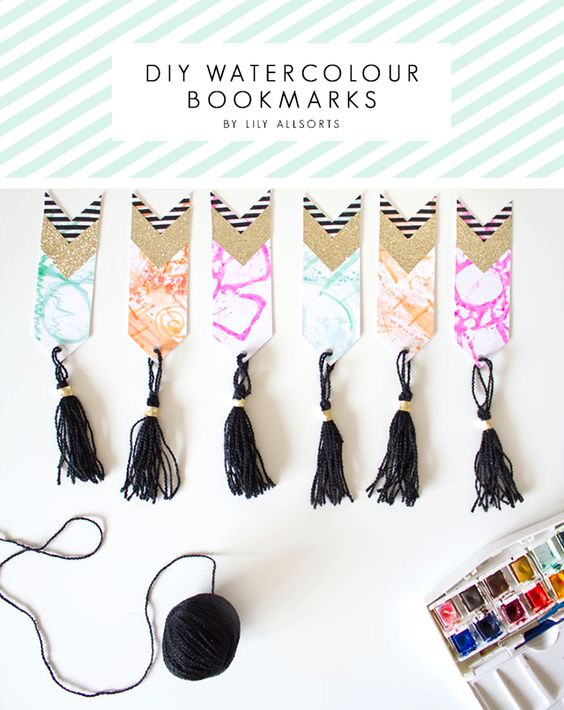 Pinterest the world s catalog of ideas for Diy bookmarks for guys