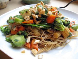 kung pao noodles by eatme_delicious, via Flickr