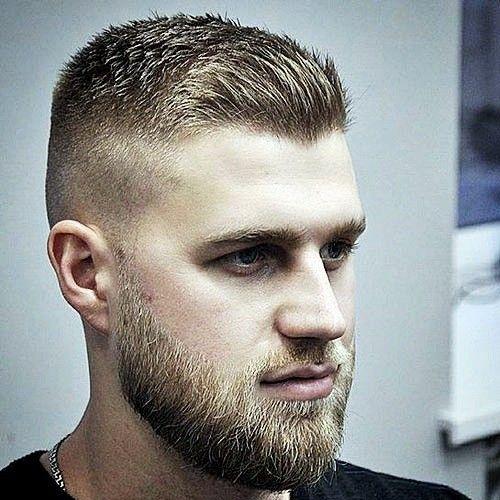 27 Schöne Crew Cut Frisuren Für Männer Friseur Frisuren