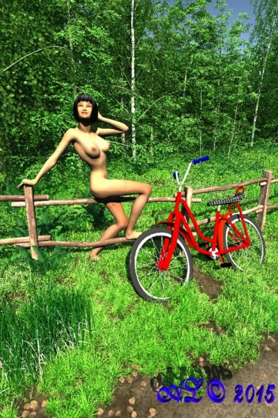 #sexy #girl #in #forest  sexy girl in forest