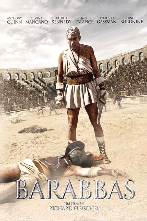 Rio Grande En Streaming Gratuit Vf : grande, streaming, gratuit, Streaming, Complet, Gratuit, Francais:, Barabbas, (1961), Entier, Grat..., Anthony, Quinn,