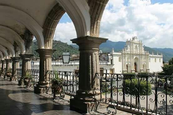 Municipalidad de Antigua