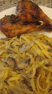 tarragon dijon tarragon cream and more dijon chicken linguine cream ...