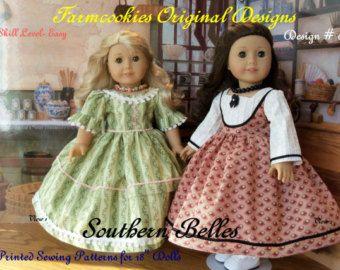 PRINTED Sewing Pattern / Happy Birthday Maryellen / von Farmcookies