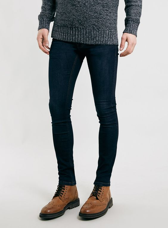 Rinse Wash Spray On skinny fit JEans - Spray On Skinny Jeans ...