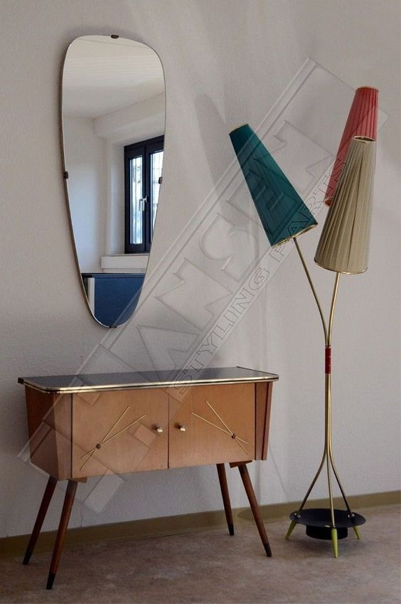 50er 60er jahre t tenlampe lampe stehlampe rockabilly tulpenlampe nierentisch lampen. Black Bedroom Furniture Sets. Home Design Ideas