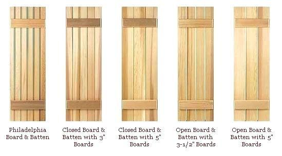 Exterior Wooden Shutter Ideas House Shutter Ideas Box Diy