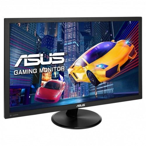 Monitor Asus Vp247qg 24 Tn Fullhd 1920x1080 Czarny Asus Lcd Monitor Hdmi