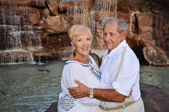 In love in Aruba,