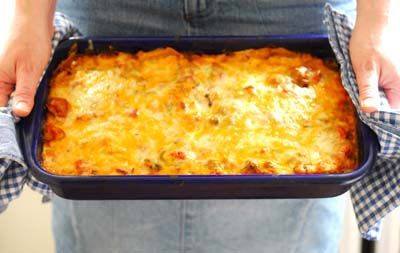 The King of Casseroles: King Ranch Chicken.