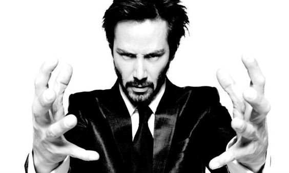 Keanu Reeves What more can i say about u dude, everything you are is an inspiration, u are Neo the one generous people in showbiz.