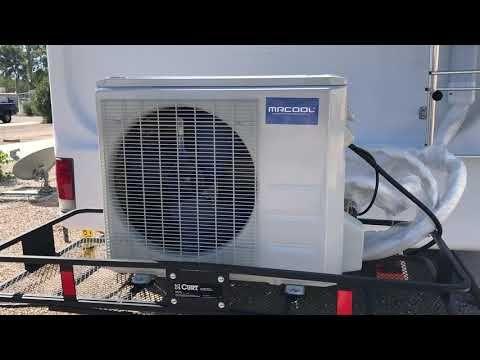 What Is The Best Mini Split Ac Heat Pump For An Rv Or Trailer Hvac How To Mini Split Ac Split Ac Ac Heating