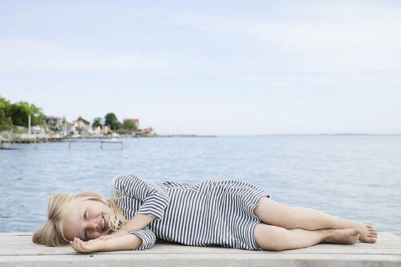 Das #KindermodeLabel #SerendipityOrganics aus Kopenhagen schenkt uns eine frische Meeresbrise.