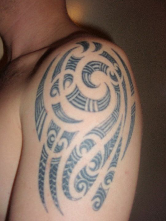Hawaiian Tribal Tattoos Designs Tribal Eagle Tattoos Designs Tattoos - pictures, photos, images