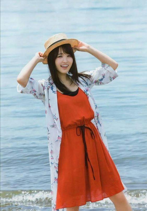 海と菅井友香