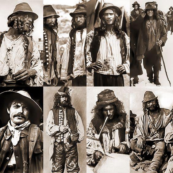 gypsy men