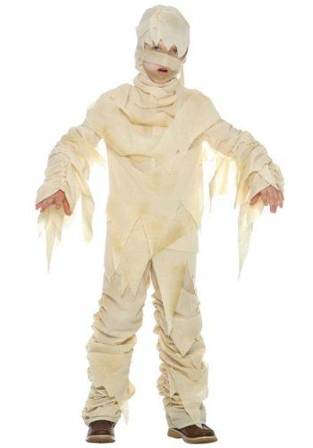 Classic Mummy Child Costume Size Medium (7-10) Best Reviews