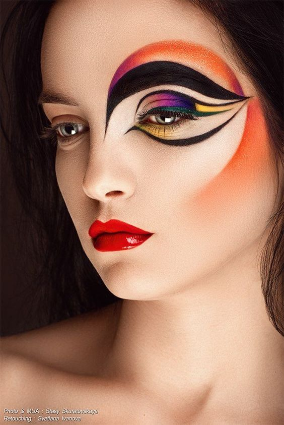 https://www.facebook.com/QNAmakeup | BODY ART | Pinterest ...