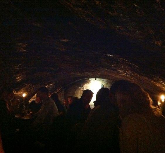 London AFAR.com Place: Gordon's Wine Bar by Nina Mehta