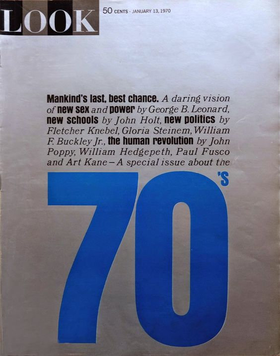 Past Print: Search results for Look Magazine January 13, 1970