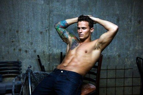 oh hot damnn: Eye Candy, Tattooed Men, Book Boyfriends, Man Candy, Nicholas Lemons, Body Art, Hotties Tattooed, Hot Guys, Male Models