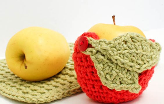 crochê apple cozy (1 de 2)