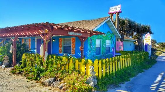 Si Como No Inn Your Vacation Destination  Beach Vacation Flagler Beach
