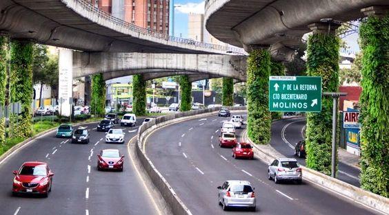 Via Verde Project by Fernando Ortiz Monasterio and Luis Gerardo Mendez, Mexico City.