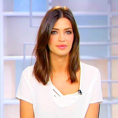 Sara Carbonero - nice clean makeup