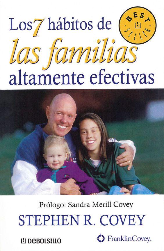 Los 7 hábitos de las familias altamente efectivas - Libro