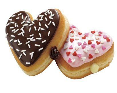 ... valentines donuts church on sunday dunkin donuts love heart valentines