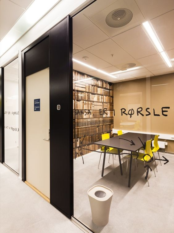 Arkitektur arkitektur school : Gallery of Norwegian School of Economics / Link arkitektur - 6 ...