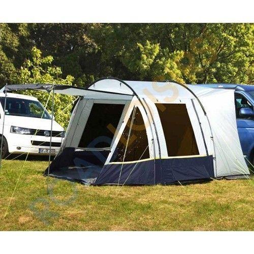 Auvent Fourgon Tour Easy 3 300x270 330 Cm Independant Avec Tapis De Sol Auvent Fourgon Tente Fourgon