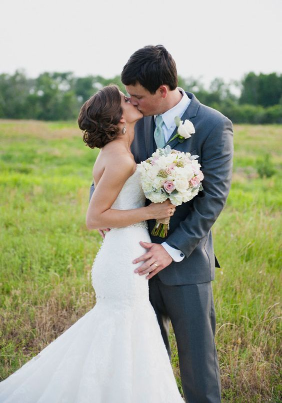 Romantic Skeleton Key Wedding Full Of Southern Charm