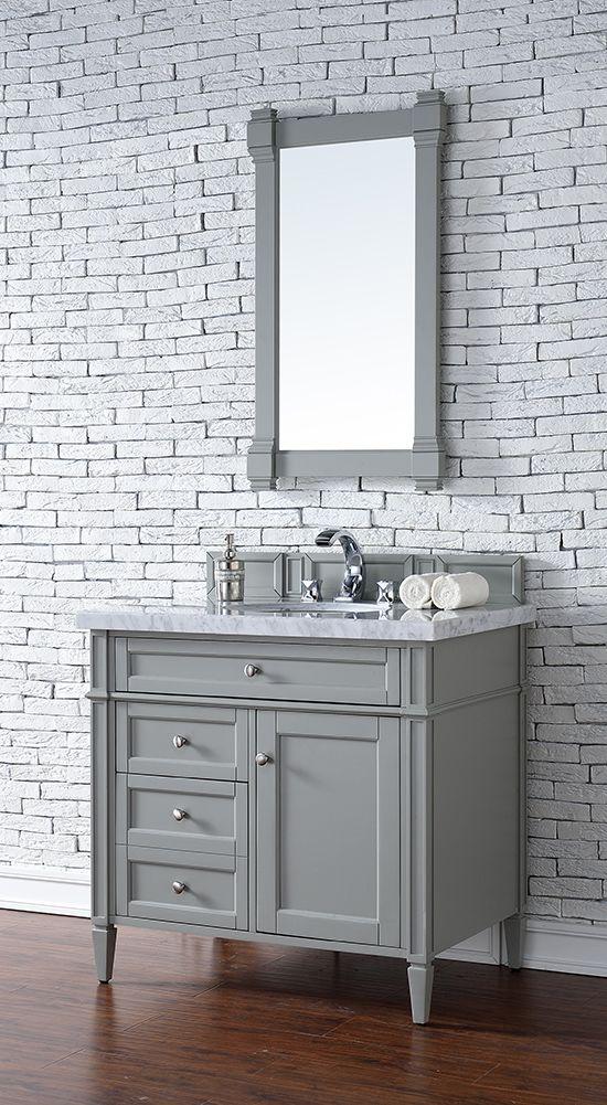 Belle Foret Rose 42 Inch Single Basin Vanity In Black With Marble Vanity  Top | For Alli's | Pinterest | Marble Vanity Tops, Vanities And Marbles
