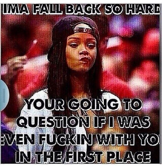 #FallAllTheWayBack
