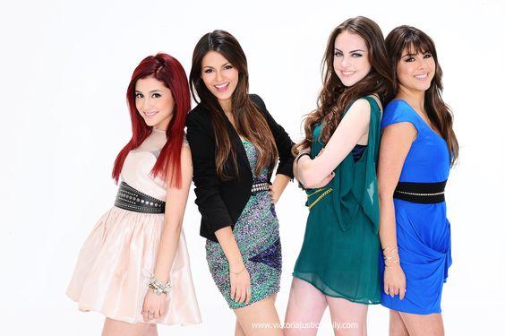 Les 4 filles de victorious
