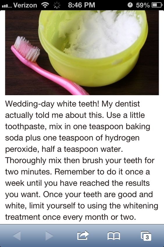 Teeth whitening  - Just did this tonight- I saw INSTANT results (minor, probably not noticeable to anyone else, but I noticed that my teeth are a little whiter).  Use a SOFT toothbrush!