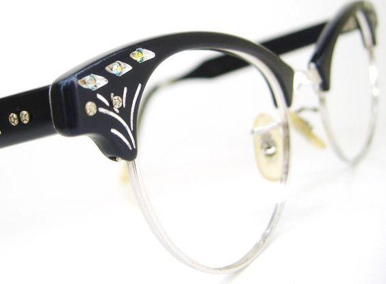 Eyeglasses sunglasses and arts crafts on pinterest for Art craft eyeglasses vintage