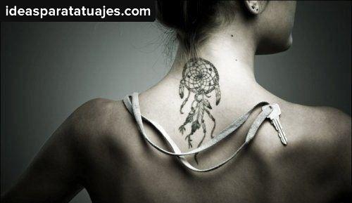 Tatuajes de atrapasueños 28