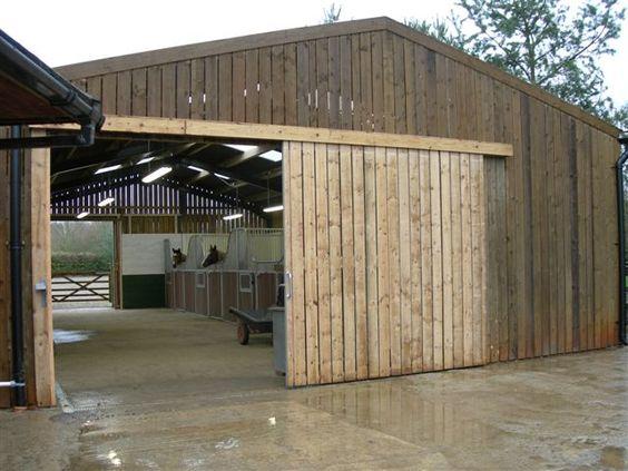 Plans for stables joy studio design gallery best design for Plans for horse stables