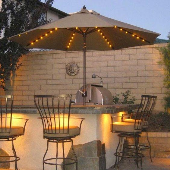 ÉCLAIRAGE Terrasse u2013 60 idées et conseils pour un éclairage idéal