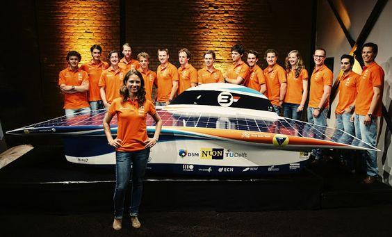 Four time World Solar Challenge winners unveil - Nuna 7 | Electric Vehicle News