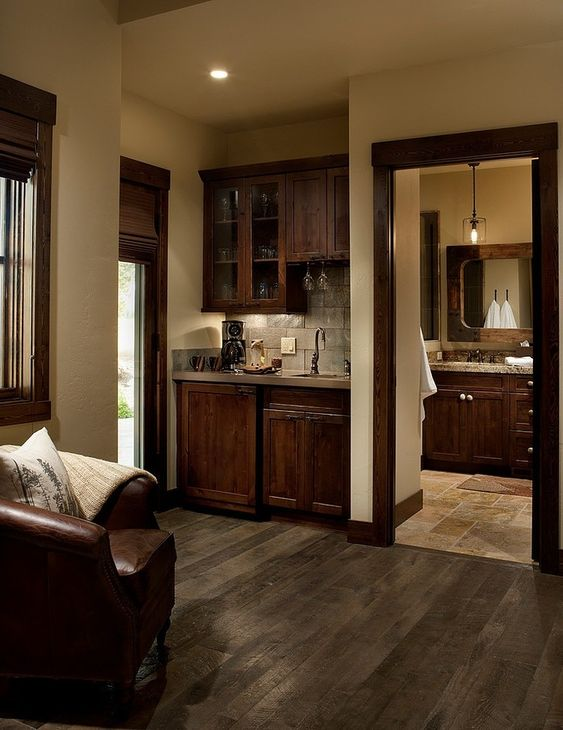 Wilderness Club by Hunter and Company Interior Design Vaca home