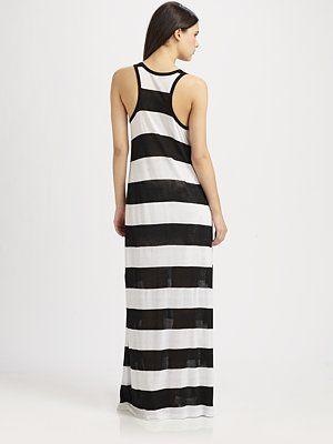 Soft Joie - Deidra Deck Striped Maxi Dress - Saks.com