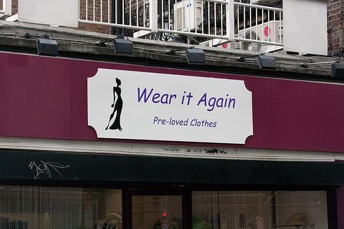 Second Hand Clothes Quotes Wear It Again Preloved Clothes Preloved Clothes Outfit Quotes Second Hand Clothes