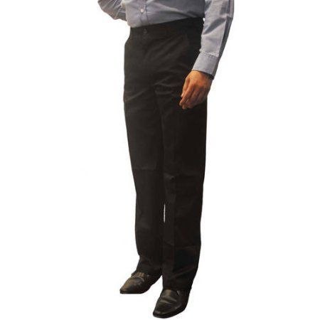 George - Men's Premium Flat Front Khaki Pants, Size: 36 x 30 ...