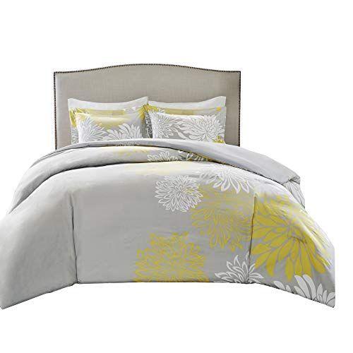 Comfort Spaces Enya Comforter Set 5 Piece Yellow G Https