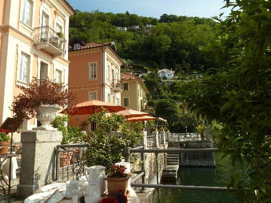 Hotel Cannero - lago maggiore italy